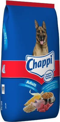 OFF on Chappi Adult Rice, Chicken 20 kg