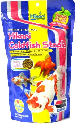 Hikari Goldfish Staple Fish Food 300 gm