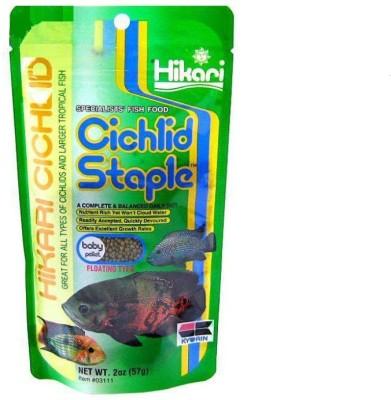 Hikari Cichlid Staple Baby Pellet Fish Dry Fish Food