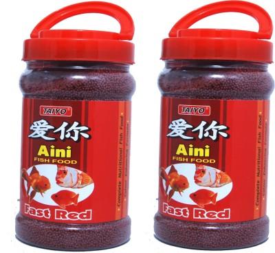 Taiyo fast red Fish Dry Guinea Pig Food(Pack of 2)