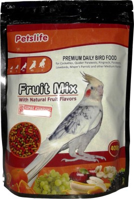 Taiyo Friut Mix (M) 400gm Fruit 400 g Dry Bird Food