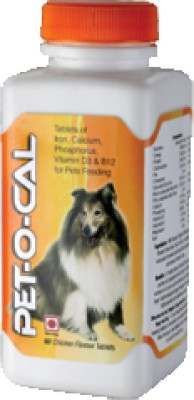 All4pets Nutrition Supplement Tablet(60 tablets)  available at flipkart for Rs.180
