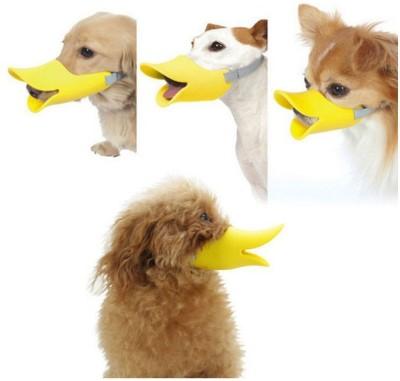 Dog Spot Medium Other Dog Muzzle(Yellow)