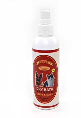 Robust Allergy Relief, Conditioning Refreshing Dog Shampoo(225 ml)  available at flipkart for Rs.160