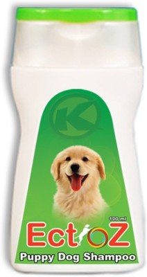 Ectoz SAI 002 Flea and Tick, Anti-parasitic, Anti-dandruff, Anti-itching, Conditioning, All Purpose, Anti-fungal Lime Fresh Dog Shampoo(100 ml)  available at flipkart for Rs.111