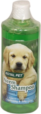 Pet Club51 Neem extracts Allergy Relief, Anti-dandruff, Anti-fungal,  Anti-itching, Anti-microbial, Anti-parasitic, Conditioning, Flea and Tick,