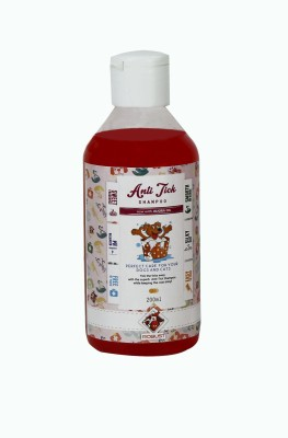 Robust Flea and Tick Jojoba Oil Dog Shampoo(200 ml)  available at flipkart for Rs.170