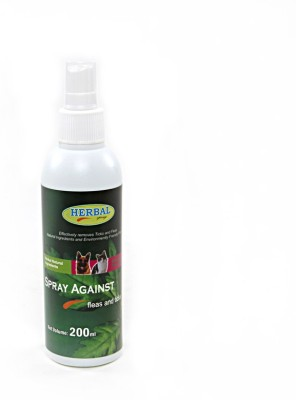 Robust Flea and Tick Neem Dog Shampoo(200 ml)  available at flipkart for Rs.150