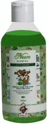 Robust Allergy Relief Neem, Aloe Vera Dog Shampoo(200 ml)  available at flipkart for Rs.170