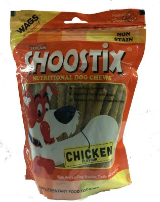 Choostix Chicken Flavour Chicken Dog Treat(450 g, Pack of 1)