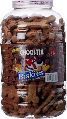 Choostix Biscuit Lamb Dog Treat(1 kg)