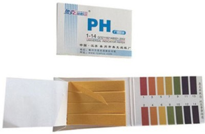 Divinext 1-14 New Universal 160 Full Range Ph Test Strip(1 - 14)