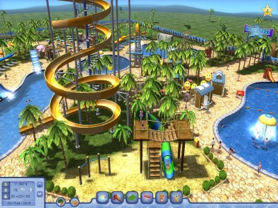 Water Park Tycoon(for PC)