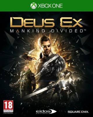 Deus Ex : Mankind Divided(for Xbox One) at flipkart
