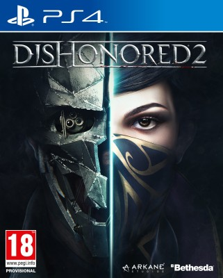 Dishonored 2(for PS4) at flipkart