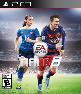 FIFA 16(for PS3) at flipkart