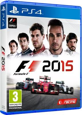 F1 2015(for PS4) at flipkart