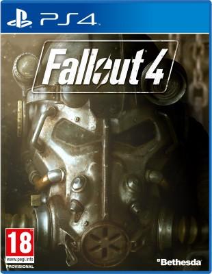 Fallout 4(for PS4) at flipkart