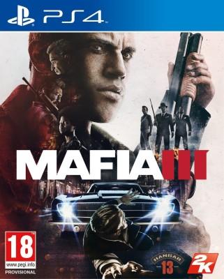 Mafia III(for PS4) at flipkart