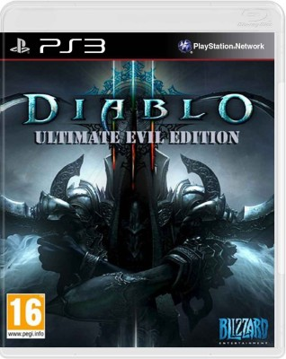 Diablo III (Ultimate Evil Edition)(for PS3) at flipkart