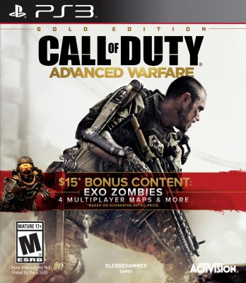 Call of Duty: Advanced Warfare  Gold Edition  for PS3