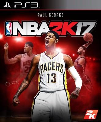 NBA 2K17(for PS3) at flipkart