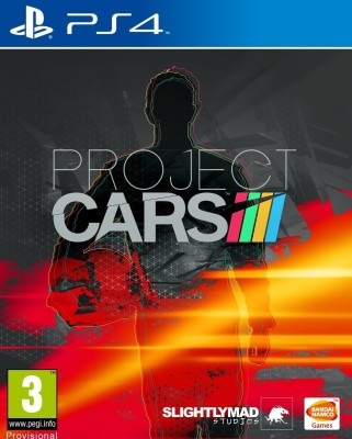 Project Cars(for PS4) at flipkart
