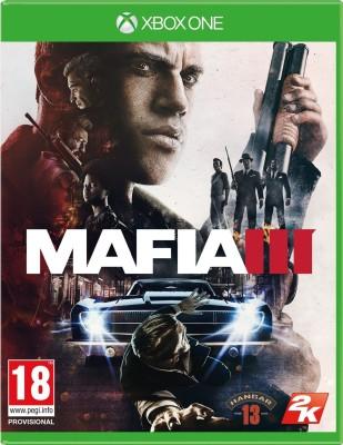 Mafia III(for Xbox One) at flipkart