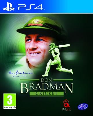 Don Bradman Cricket(for PS4) at flipkart