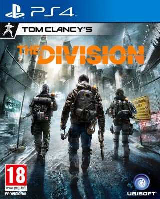 Tom Clancy's The Division(for PS4) at flipkart