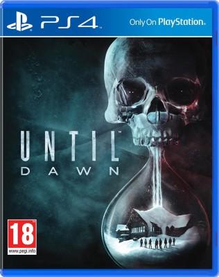 Until Dawn(for PS4) at flipkart