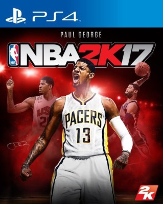 NBA 2K17(for PS4) at flipkart