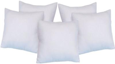 JDX Plain Back Cushion Pack of 5(White)