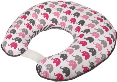 Bacati Printed Feeding/Nursing Pillow Pack of 1(Multicolor) at flipkart