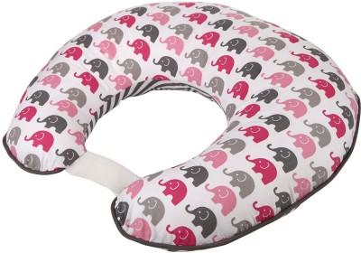 Bacati Printed Feeding/Nursing Pillow Pack of 1(Multicolor) at flipkart