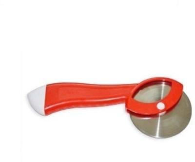 MK Rolling Wheel Pizza Cutter(Steel) at flipkart