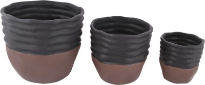 Get best deal for JB Collection Plant Container(Ceramic) at Compare Hatke