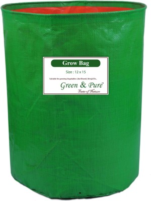 Green & Pure Plant Container(Polythene, External Height - 45 cm) at flipkart