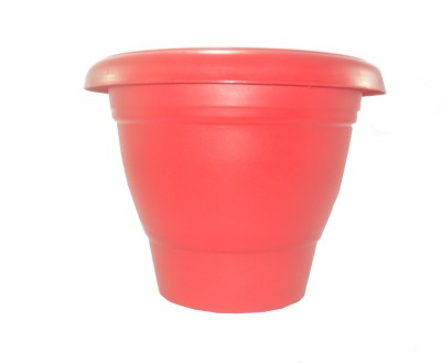 Naina Plant Container(Plastic, External Height - Planter 1 - 30 cm, Planter 2 - 39 cm) at flipkart
