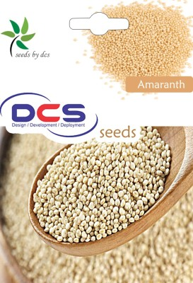 DCS amaranth Seed(50 per packet)  available at flipkart for Rs.159