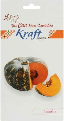 Kraft Seeds Pumpkin Seeds (4 gm) by Kraft Seeds Seed(15 per packet)  available at flipkart for Rs.99