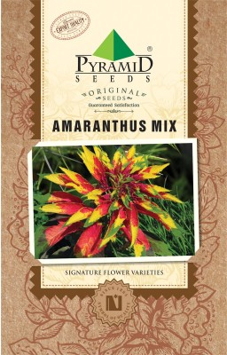 Pyramid amaranth, Tampala, Tassel Flower Seed(200 per packet)  available at flipkart for Rs.105