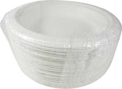 BuyersChowk Dinner Plate 50 Dinner Plate BuyersChowk Plates Trays   Dishes