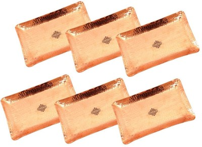 IndianArtVilla Tray Set(Pack of 6) at flipkart