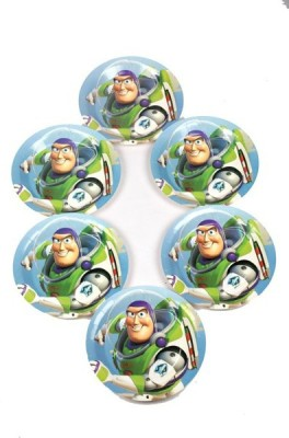 FUNCART Toy Story Theme 7 Inches Disposable Paper Plate Tray 6 Tray FUNCART Plates Trays   Dishes