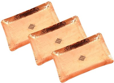 IndianArtVilla Tray Set(Pack of 3) at flipkart