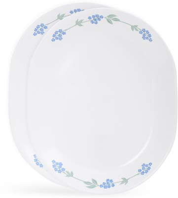 CORELLE Secret Garden Tray Set(2 Units) at flipkart