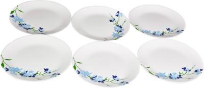 CORELLE Blossom Blue Plate Set at flipkart
