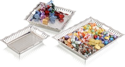 Sukhson India Tray Set(3 Units) at flipkart