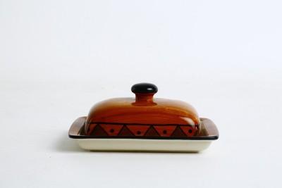 Caffeine Handmade Royal Style Butter Serving Tray at flipkart